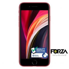 Forza Refurbished Apple iPhone SE 2020 64GB Rood B Grade