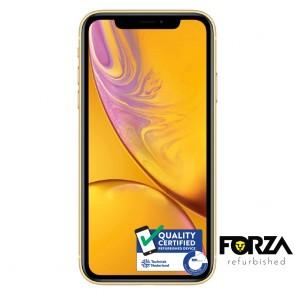 Forza Refurbished Apple iPhone XR 64GB Geel B Grade