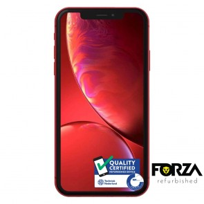 Forza Refurbished Apple iPhone XR 64GB Rood A Grade