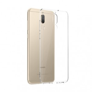 Huawei Mate 10 Lite Dualsim - Siliconen Hoesje Transparant