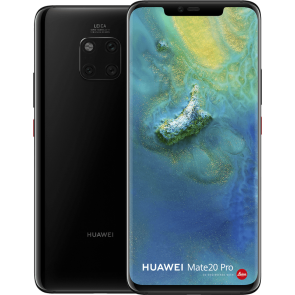 Huawei Mate 20 Pro Dual Sim Zwart
