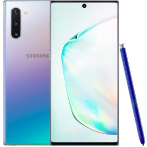 Samsung Galaxy Note 10 Plus 256GB Blauw Grijs