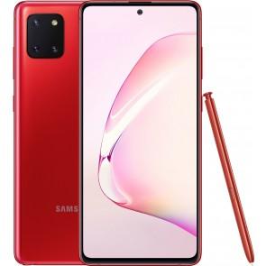 Samsung Galaxy Note 10 Lite Rood