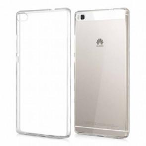 Huawei P9 Lite Dualsim - Siliconen hoesje transparant