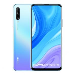 Huawei P Smart Pro Crystal Blauw