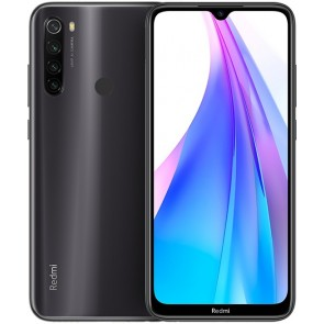 Xiaomi Redmi Note 8T 64GB Zwart