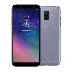 Samsung Galaxy A6 paars