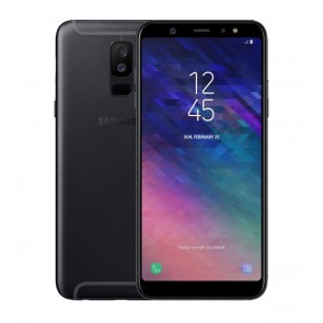 Samsung Galaxy A6 Plus zwart
