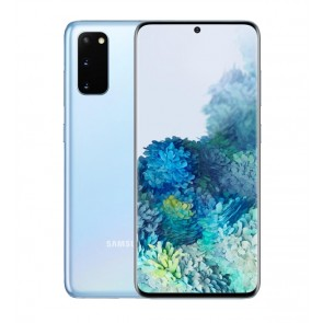Samsung Galaxy S20 Blauw