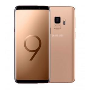 Samsung Galaxy S9 goud