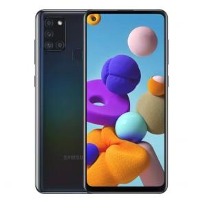 Samsung Galaxy A21s Zwart