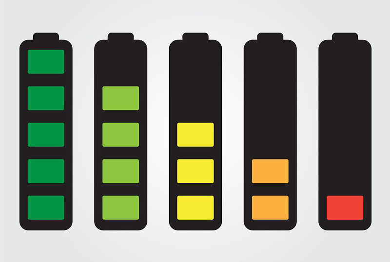 batterij snel leeg