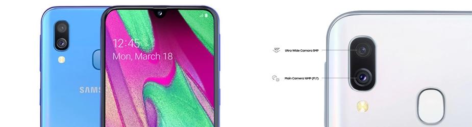 Samsung Galaxy A40 los toestel