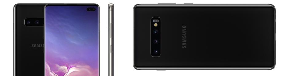 los toestel Samsung Galaxy S10 Plus