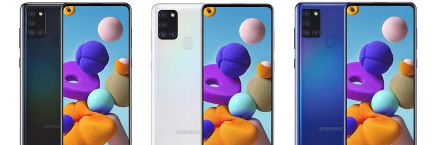 Samsung galaxy a21s kopen los toestel
