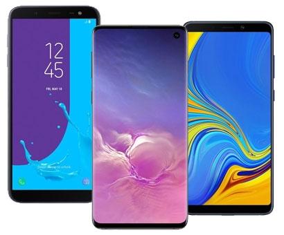 Samsung S A J serie