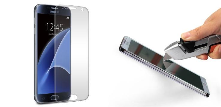 Samsung glazen screenprotectors