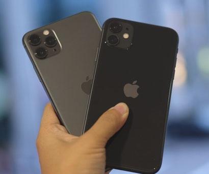 Verschil iPhone 11 en 11 Pro