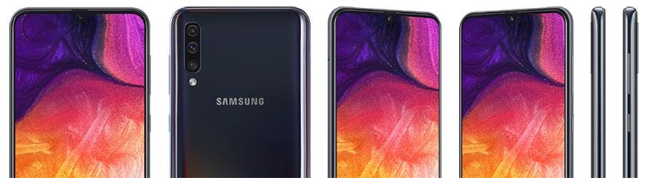 los toestel Samsung Galaxy A50