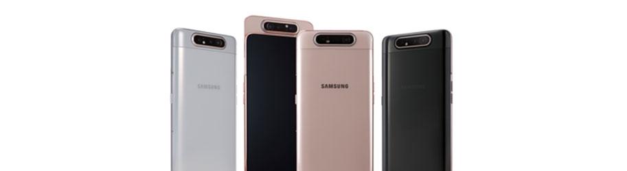 los toestel Samsung Galaxy A80