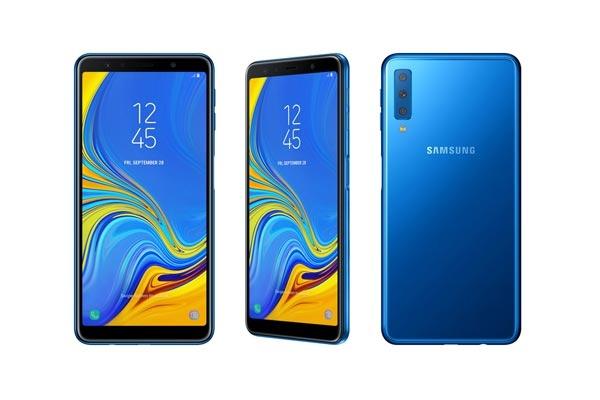 Vragen over Samsung Galaxy A7