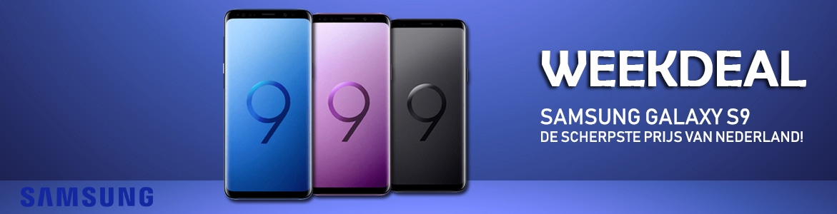 Samsung Galaxy S9 Deal