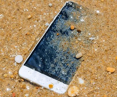 welke telefoons zijn waterdicht